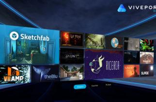 HTC發表Viveport虛擬實境應用商店 消費者版本秋季上市 @LPComment 科技生活雜談