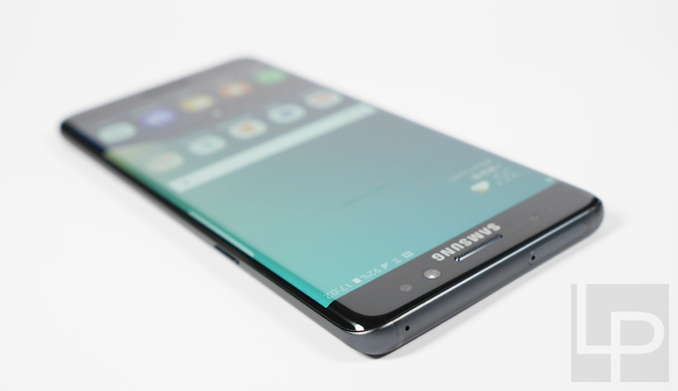 Samsung Galaxy Note 7 擎天黑