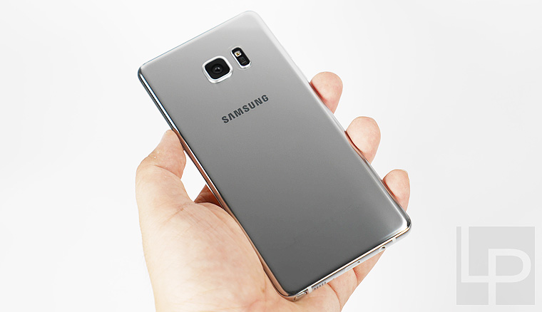Samsung Galaxy Note 7 極地銀