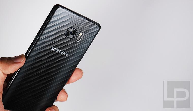 Samsung Galaxy Note 7 碳纖維卡夢紋 (8)