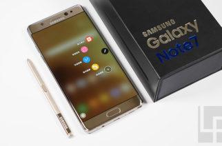 台灣市售版Samsung Galaxy Note 7搶先開箱、實機外型詳細看 @LPComment 科技生活雜談