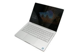 12.5吋小米筆記本Air筆電開箱&與Macbook比一比 @LPComment 科技生活雜談
