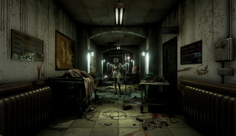 ホラー実体験室 - 脱出病棟 Ω(オメガ)