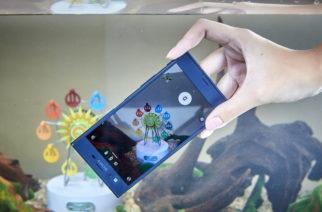 體驗浮空投影快閃櫥窗與周杰倫互動 抽Sony Xperia XZ最新旗艦手機 @LPComment 科技生活雜談
