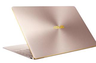 華碩推出ASUS ZenBook 3筆電玫瑰金新色 即日起上市 @LPComment 科技生活雜談