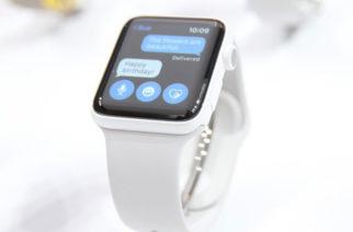 看起來沒什麼變、但其實變了不少?全新Apple Watch Series 2快速動手玩 @LPComment 科技生活雜談