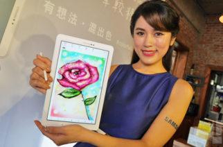 三星推出內建S Pen的新款Tab A 10.1平板,支援混色等Note 7同級功能 @LPComment 科技生活雜談