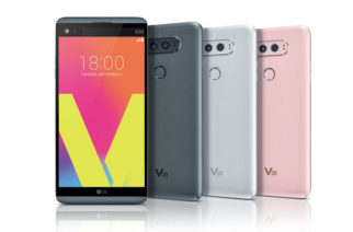 LG V20發表:雙螢幕、雙主相機、s820處理器並預載Android 7.0牛軋糖 @LPComment 科技生活雜談