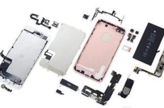 iFixit完成iPhone 7 Plus拆解:更多規格與零組件資訊確認! @LPComment 科技生活雜談