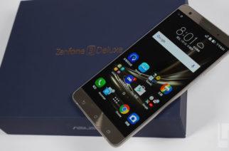 S821+6GB+256GB狂暴規格!頂級版ASUS ZenFone 3 Deluxe開箱與效能實測 @LPComment 科技生活雜談