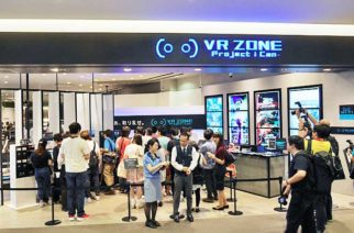 東京/VR ZONE Project i Can:結合HTC Vive虛擬實境的主題遊樂場 @LPComment 科技生活雜談
