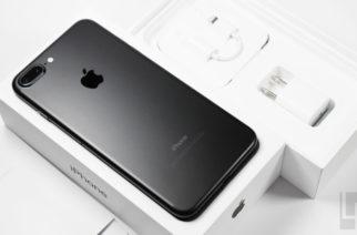 真.新色!iPhone 7 Plus 128GB霧面消光黑開箱(延伸對比HTC 10暮光灰) @LPComment 科技生活雜談