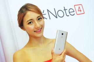 紅米Note 4在台發表,十核心、13MP相機6千有找明天開賣 @LPComment 科技生活雜談