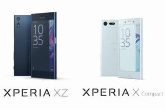 Sony下半年主力新品Xperia XZ、Xperia X Compact發表 @LPComment 科技生活雜談