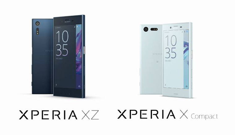Sony-Xperia-XZ-and-X-Compact