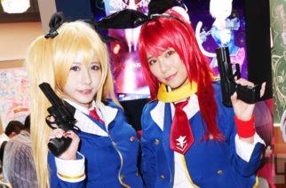總勢135張高解析寫真!2016 TGS東京電玩展ShowGirl超特輯!(下) @LPComment 科技生活雜談