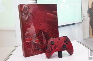 超帥氣Xbox One《戰爭機器 4》限量同捆版實機動眼看 @LPComment 科技生活雜談