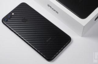 打造帥氣的iPhone 7 Plus卡夢特別版!全機碳纖維包膜實貼(同場加映碳纖Note 7比較) @LPComment 科技生活雜談