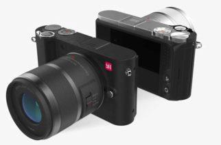 運動相機已經滿足不了小蟻,小蟻發表M43小蟻微單相機 @LPComment 科技生活雜談
