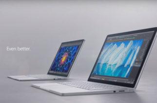 電力更強、效能更高:微軟揭曉新版Surface Book筆電 @LPComment 科技生活雜談