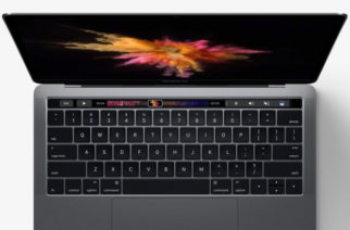 蘋果新MacBook Pro發表:有很炫的Touch Bar觸控小螢幕和超大觸控板、但傳輸埠最多只有四個USB-C @LPComment 科技生活雜談