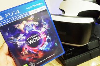 一次帶回五款高品質PSVR遊戲!《PlayStation VR Worlds》試玩 @LPComment 科技生活雜談