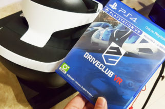 透過PSVR體驗更真實的賽車!《DRIVECLUB VR》遊戲體驗 @LPComment 科技生活雜談