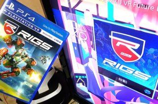 體驗「電競級」的VR機甲對戰:PSVR《RIGS:機械化戰鬥聯盟》試玩 @LPComment 科技生活雜談