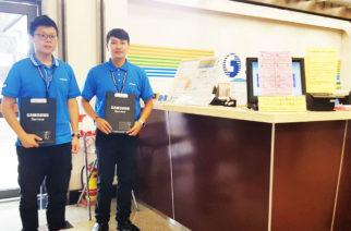 出國不掃興!三星於機場設置臨時櫃台,提供Note 7用戶備用機 @LPComment 科技生活雜談