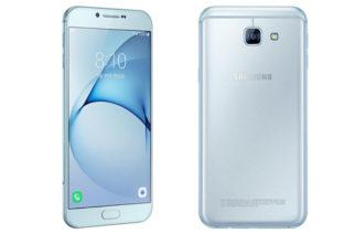 Samsung Galaxy A8 (2016)於南韓發表 背部造型與過去不同 @LPComment 科技生活雜談