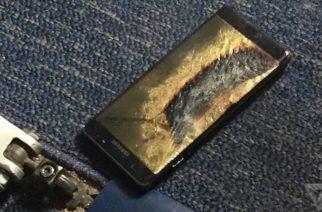 新版三星Note 7美國飛機上、新加坡實驗室再傳燃燒。(新增本站觀點與原廠回應) @LPComment 科技生活雜談