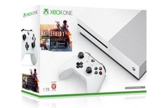Xbox One S 1TB戰地風雲1同捆組開放預約、11/25開賣 @LPComment 科技生活雜談