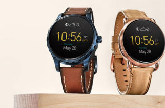 Fossil Q Wander、Marshal兩款Android Wear設計款智慧錶在台推出 @LPComment 科技生活雜談