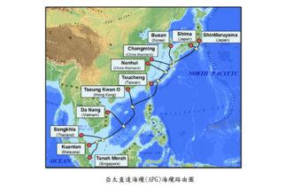 中華電信宣布,由亞太地區13家電信商共同投資的APG亞太直達海纜正式啟用 @LPComment 科技生活雜談