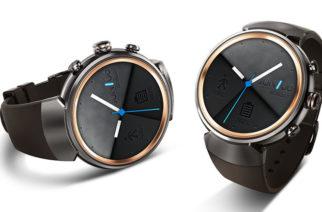 ASUS ZenWatch 3智慧錶12/1在台開賣,售價8000有找 @LPComment 科技生活雜談