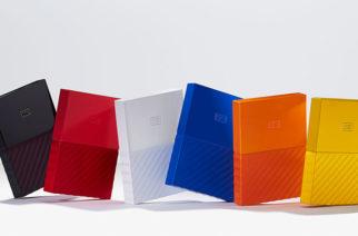 主打設計感:WD推出新一代My Passport系列和My Book硬碟 @LPComment 科技生活雜談