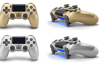 新DUALSHOCK 4控制器將於12/15在台推出金、銀兩款新色 @LPComment 科技生活雜談