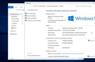 下一代高通Snapdragon處理器將支援Windows 10,相容x86 win32架構 @LPComment 科技生活雜談