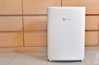 BRISE C200空氣清淨機開箱:來自台灣的人工智慧,聰明擊退空汙! @LPComment 科技生活雜談