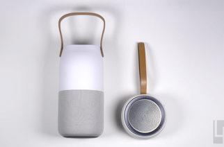 有設計感的好聲音:三星夜燈式 / 攜帶式藍牙喇叭開箱動手玩! @LPComment 科技生活雜談