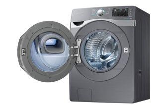 可中途加衣、加洗劑:三星AddWash潔徑門滾筒洗衣機登台 @LPComment 科技生活雜談
