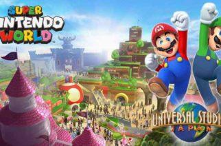 環球影城的瑪利歐主題樂園,就叫「超級任天堂世界」! @LPComment 科技生活雜談