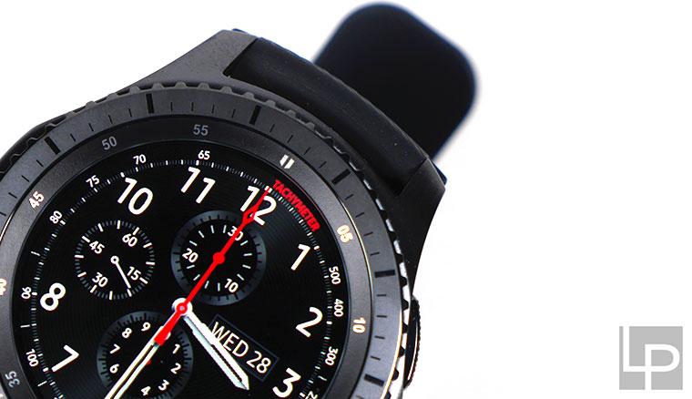 顏值破表、電力強勁:Samsung Gear S3 Frontier冒險家智慧錶開箱