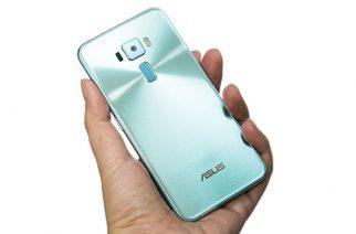 動眼看/ASUS ZenFone 3湖水藍限量新色實機圖賞 @LPComment 科技生活雜談