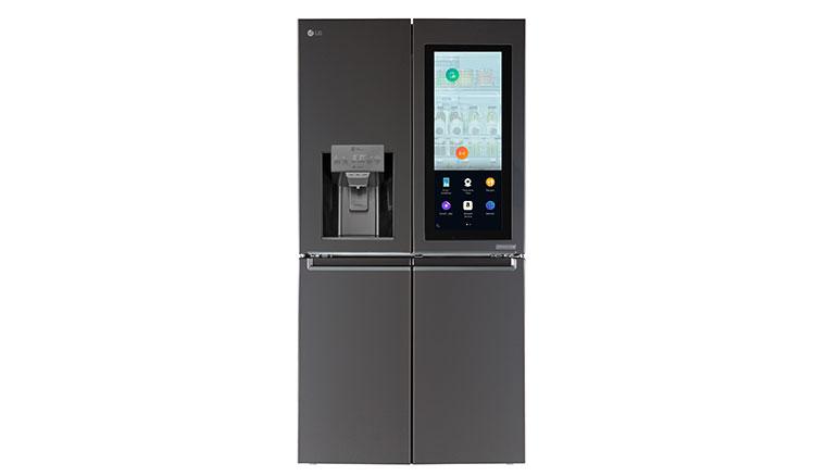 LG發表新款CordZero吸塵器以及支援Alexa語音的WebOS智慧門中門冰箱