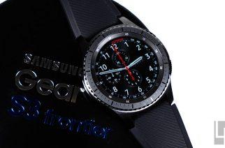 顏值破表、電力強勁:Samsung Gear S3 Frontier冒險家智慧錶開箱 @LPComment 科技生活雜談
