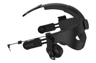 HTC發表VIVE移動定位器與專屬頭戴式耳機,同時宣布無線套件上市資訊 @LPComment 科技生活雜談