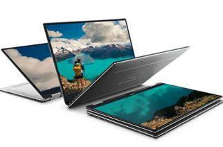 新款Dell XPS 13筆電發表:導入7代Core i,並加入360度翻轉觸控螢幕設計 @LPComment 科技生活雜談
