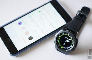 動手玩/Samsung Gear S3與iOS(iPhone 7Plus)配對實測 @LPComment 科技生活雜談