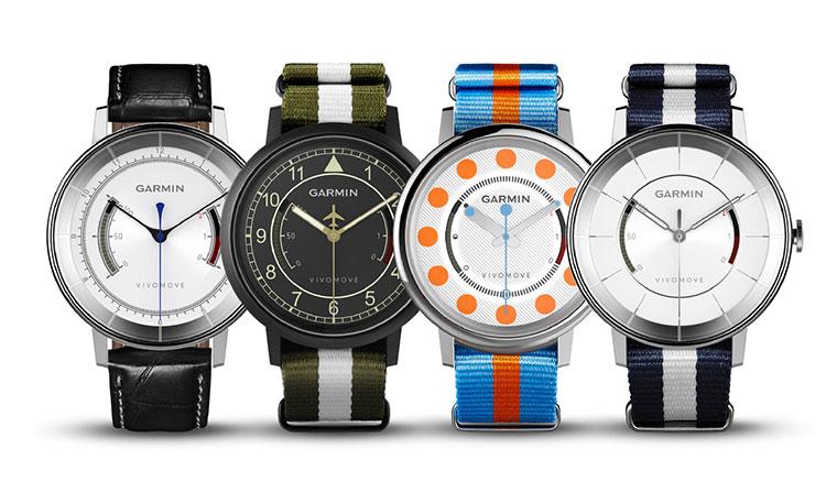 亞洲設計版Garmin vívomove智慧指針錶在台推出